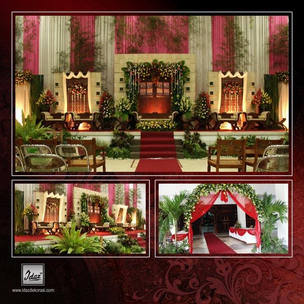 Here some pictures of dekorasi pengantin kudus idaz pelaminan that ...
