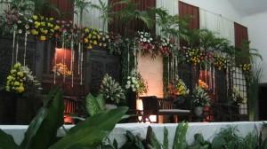 dekorasi pernikahan tradisional terbaru dari idaz dekorasi