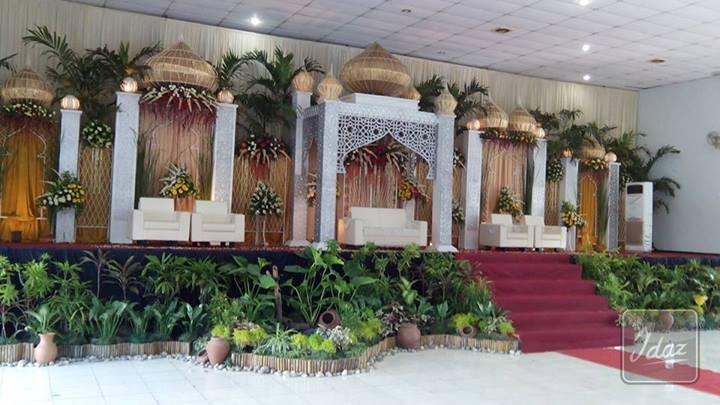 Dekorasi pelaminan islami terbaru idaz dekorasi)