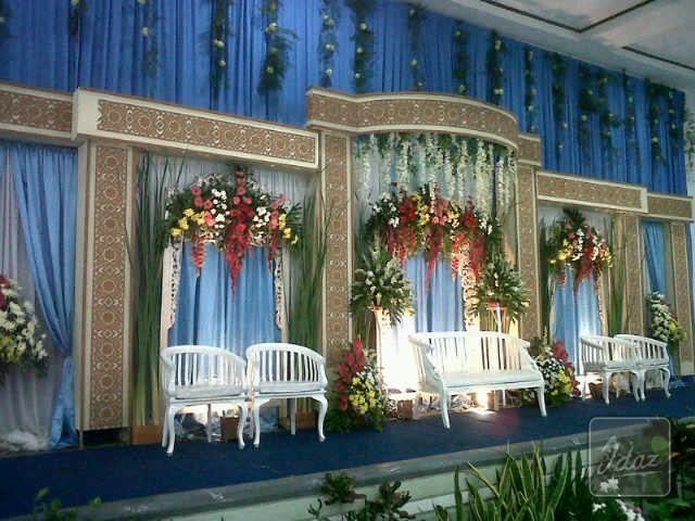 dekorasi pernikahan modern kode EGP-BMBT