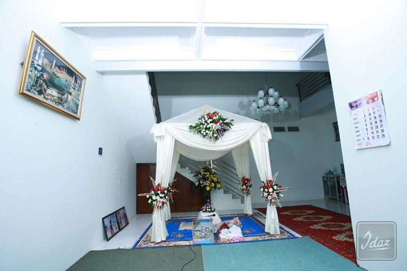 Dekorasi ijab by idaz dekorasi telp 0291 438549