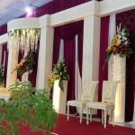 dekorasi pelaminan terbaru by Idaz Dekorasi hub 0291438549 089605461219 PIN 226e6359