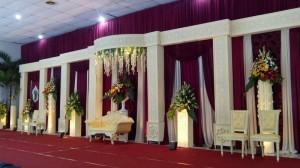 dekorasi pernikahan terbaru by idaz dekorasi phone 0291438549