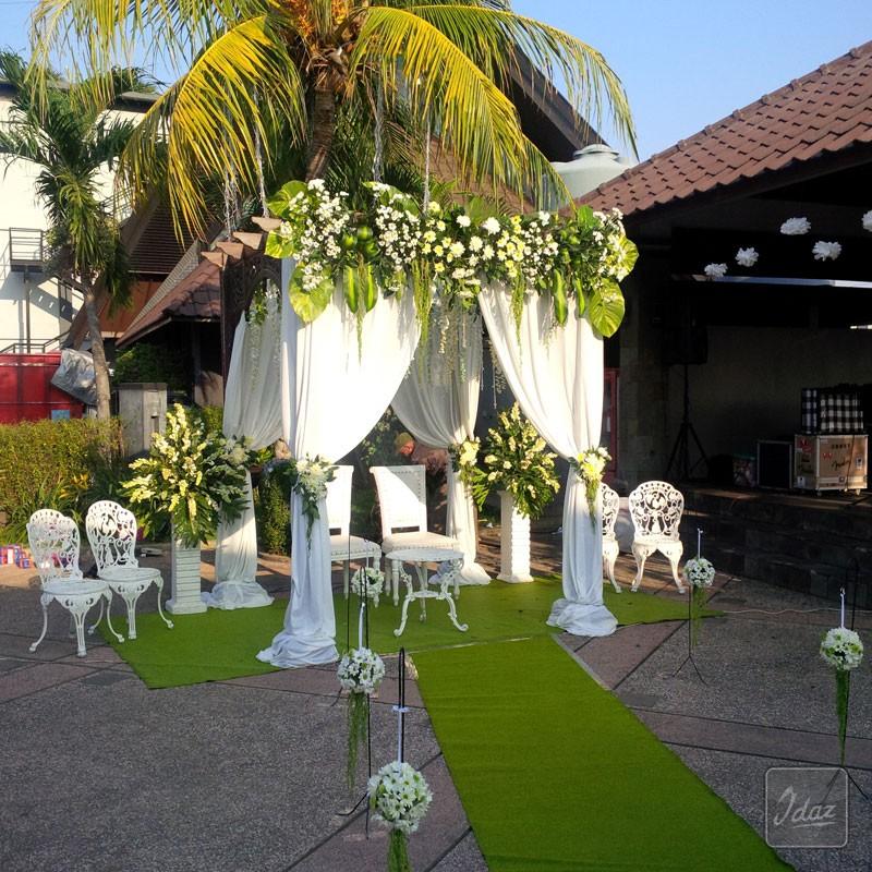 dekorasi outdoor terbaru