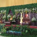 dekorasi pengantin tradisional kudus by idaz dekorasi