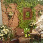 dekorasi foto booth rustic di pati by idaz dekorasi