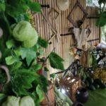 Dekorasi fotobooth bambu buah sayur idaz dekorasi WA 0857 2747 4741dan 0811 650 5758