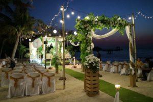 Dekorasi pernikahan outdoor rustic by idaz dekorasi WA 0857 2747 4741 dan 0811 650 5758