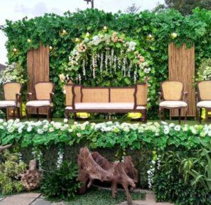 dekorasi wedding outdoor di kudus 0811 650 5758